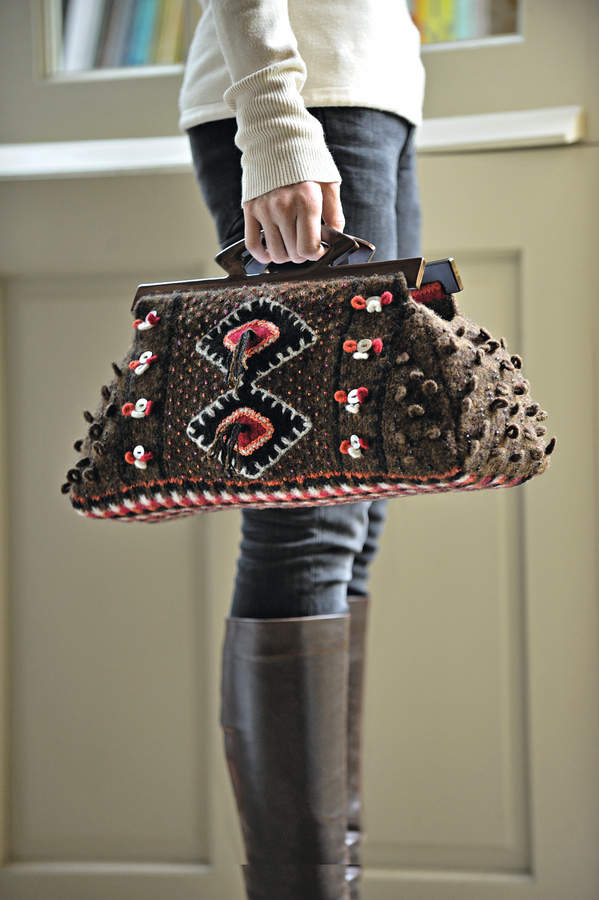 gladstone bag J Sloan