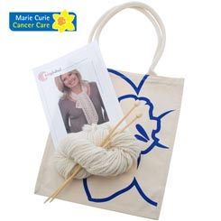 Marie Curie knit kit