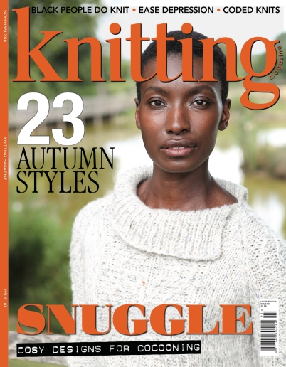 Knitting 187 cover