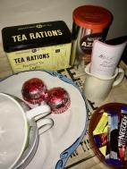 Air BNB pre breakfast treats